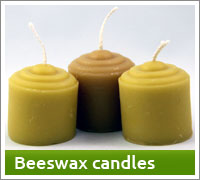 Buy beeswax candles